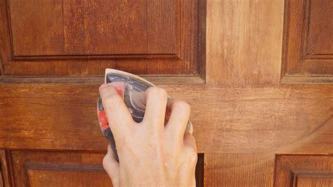 preparing woodwork  painting    paint bare wood