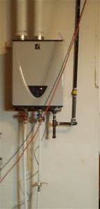My Next Project Natural Gas Tankless Hot Water Heater