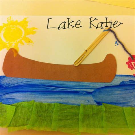 preschool craft for lake theme classroom 304 | 3a3f1ccab0a095d88aa2f062d06eef34