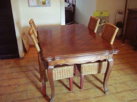 le bon coin table de cuisine occasion le bon coin table de salle à manger d occasion