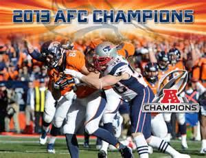 2014 AFC Champions Denver Broncos
