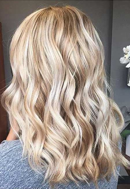 inspiring blonde mid length hairstyles hairstyles