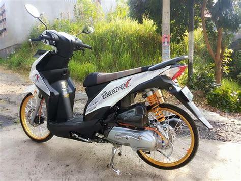 Honda Beat Pop Hd Photo by Modifikasi Honda Beat Pgm Fi Gambar Inspirasi Modifikasi
