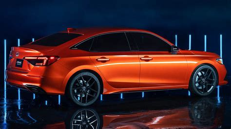 The all-new Honda Civic Prototype is the most European ...