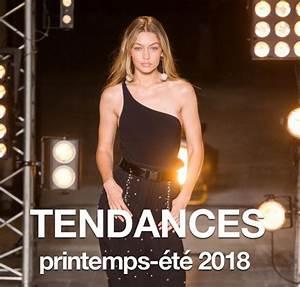Mode Printemps 2018 : tendances mode printemps t 2018 avec 8 indispensables ~ Nature-et-papiers.com Idées de Décoration