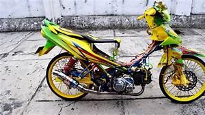 Vega Zr 2009 Kuning Modifikasi Modif77 Sumenep