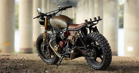 The Daryl Dixon Motorcycle From The Walking Dead