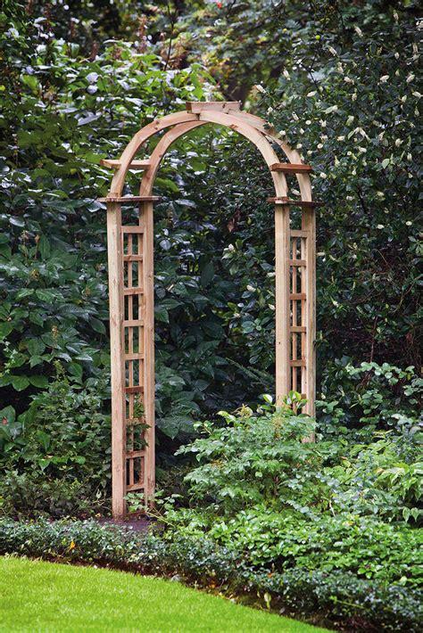 Outdoor Trellis by Trellis Garden Arch