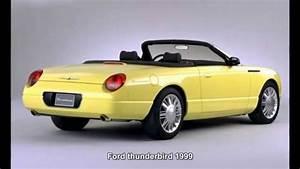 1467  Ford Thunderbird 1999  Prototype Car