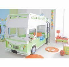 Lit En Forme De Voiture : mot cl lit camion d corer ~ Teatrodelosmanantiales.com Idées de Décoration