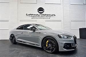 Audi A5 Rs : used audi a5 rs 5 tsfi quattro coupe 3 0 automatic petrol gateway motorcars limited ~ Medecine-chirurgie-esthetiques.com Avis de Voitures