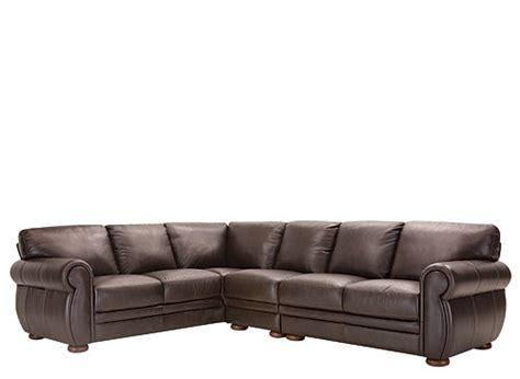 3 pc leather sectional sofa marsala 3 pc leather sectional sofa chocolate raymour