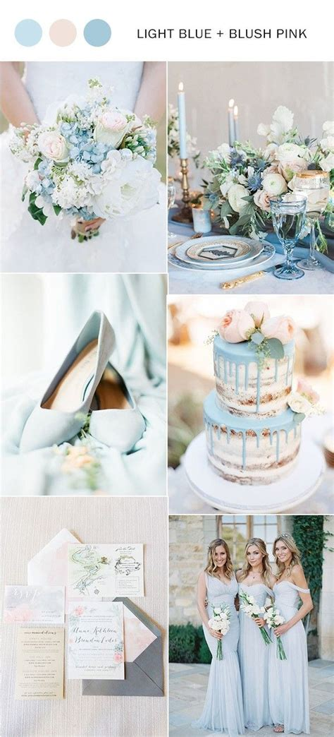 top 5 shades of blue wedding color ideas to love i m