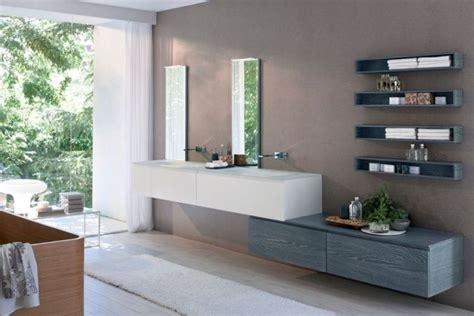 Badezimmermöbel Italienisch by Holz Wandregale Badezimmer M 246 Bel Einrichtung