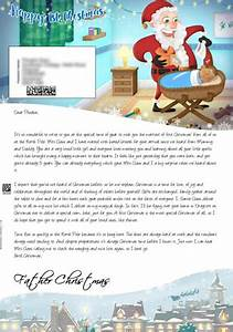 big santa letter personalised letters from santa claus With santa letter direct