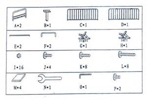 Mainstays Computer Stand Instructions by Metal Futon Assembly Instructions How To Assemble How