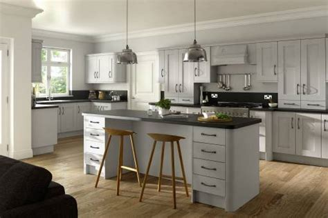 buckingham dove grey   Factory Kitchens Cheap   Factory