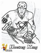Hockey Coloring Pages Nhl Sheets Players Player Goalies Yescoloring Boys Winnipeg Jets Colouring Power Sports Sheet Printables Trick Hat sketch template