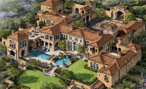 mansions  incredible arizona mansion   built