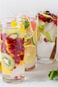 Flavored waters, Flavored water recipes and Water recipes ...