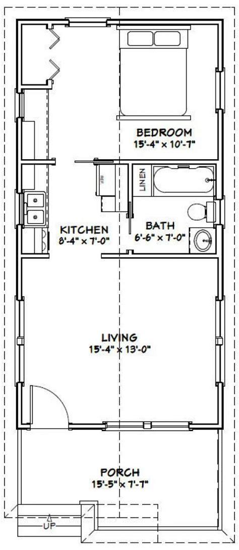 tiny house xhi  sq ft excellent floor plans shedplans   diy