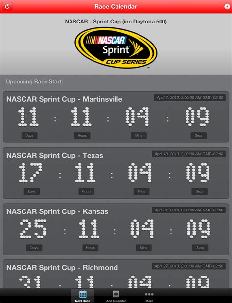Racing Apps & Software For Fans And Pit Crew  Racing App