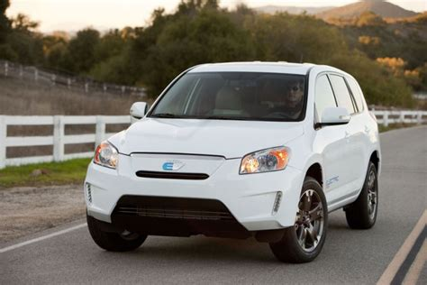 Toyota Rav4 Electric by Toyota Rav4 Electric Reviews Prices Ratings With