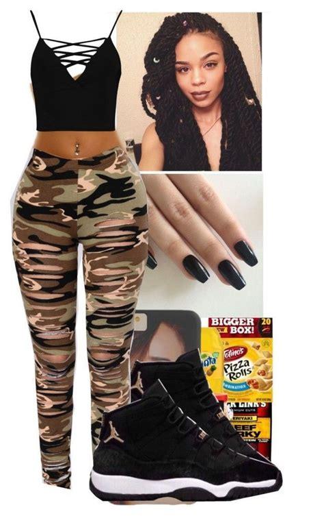 pin  siah holland  ootd black girl outfits cute