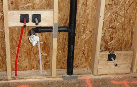 vanity plumbing options terry love plumbing advice