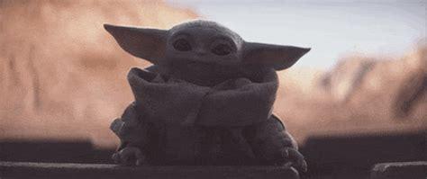 George Lucas meets Baby Yoda - Entertainment News - Gaga Daily