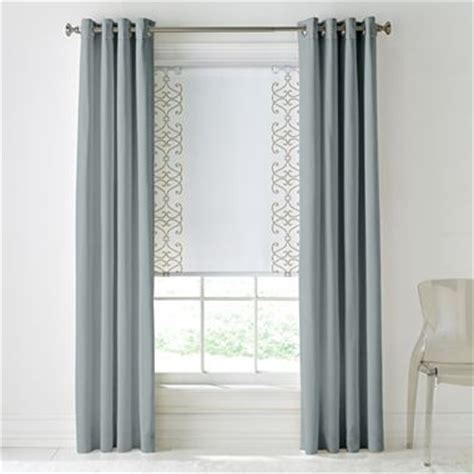 linden thermal curtains prelude grommet top curtain panel style