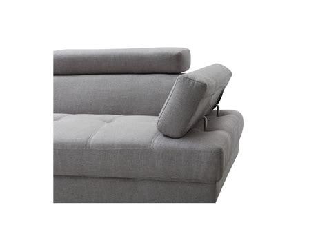 canapé d angle bois canapé d 39 angle style scandinave pieds bois avec revêtement