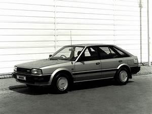 Nissan Bluebird Hatchback Specs  U0026 Photos - 1986  1987  1988  1989  1990
