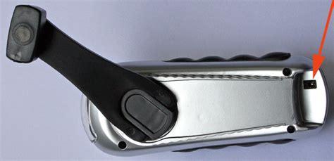 bricolage le de poche 224 led chargeur de t 233 l 233 phone portable 224 manivelle