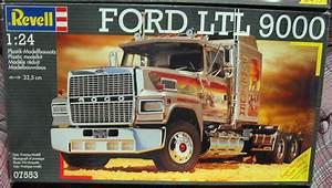 Revell Ford Ltl 9000