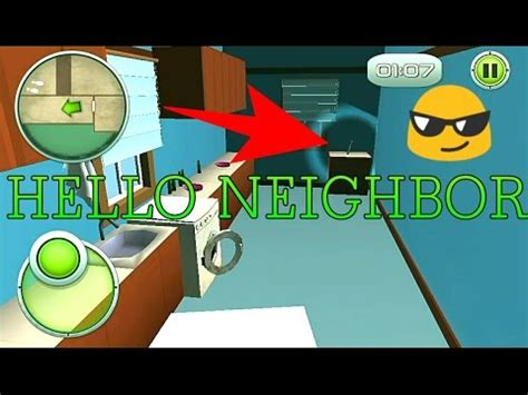 descarga hello neighbor para android apk