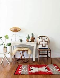 Tapis Boheme Chic : shopping un tapis style ethnique frenchy fancy ~ Teatrodelosmanantiales.com Idées de Décoration