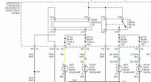 2006 Grand Prix Headlight Wiring Diagram