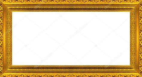 cadre photo or grande tr 232 s grande taille avec un trac 233 de d 233 tourage fond blanc inclus