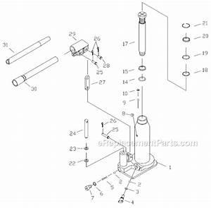 Jet Jbj-3 Parts List And Diagram
