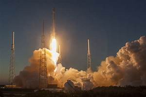 SpaceX Launches DSCOVR Satellite to Warn Us of Extreme ...