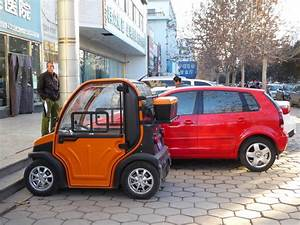 The future of transport? China's tiny electric car that ...