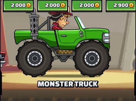 hill climb racing monster truck full download hill climb racing 2 new santa monster
