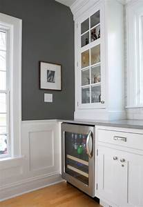 normandy remodeling gorgeous kitchen with charcoal gray With kitchen colors with white cabinets with papier polaroid