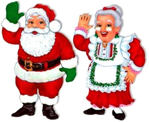 carly s pe games santa and mrs claus christmas tag game