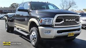 New 2017 Ram 3500 Laramie Longhorn Crew Cab in Newark # ...
