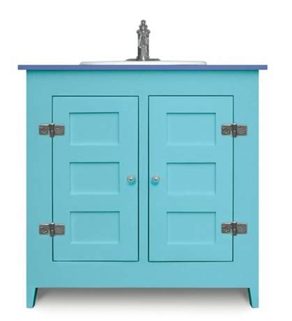 Colorful Bathroom Vanity by Colorful Bathroom Vanities From Cottage And Bungalow For