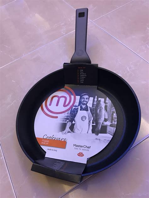 masterchef  tv series cookware walmart pots  pans set