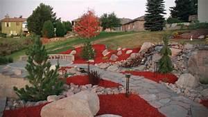 le gravier decoratif vous aide a creer des espaces With deco de jardin avec caillou 2 creer le plus beau jardin avec le gravier pour allee