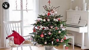 Weihnachtsbaum Schmücken Anleitung : 5 weihnachts diy ideen f r den weihnachtsbaum ~ Watch28wear.com Haus und Dekorationen